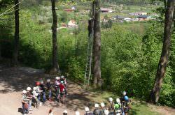Hochseilgarten