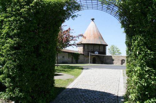 LearningCampus-Standort Burg Hohenberg