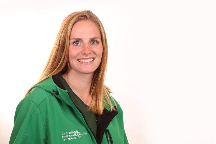 Franziska Meier, Leiterin der KiTa Trabitz